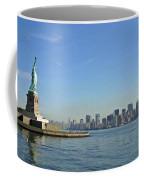 Lady Liberty 09 Coffee Mug