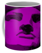 Lady Liberty In Purple Coffee Mug