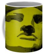 Lady Liberty In Yellow Coffee Mug