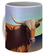 Lady Longhorn Coffee Mug