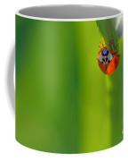 Lady No Spots Coffee Mug