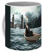 Lady Of Llyn-y-fan Fach Coffee Mug