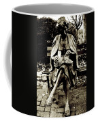 Lady Of Stone B Coffee Mug