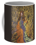 Lady Of Swirl Coffee Mug