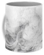 Lady Of The Clouds Coffee Mug