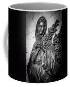 Lady On The Wall Coffee Mug
