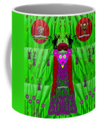 Lady Panda Have Arrived Coffee Mug