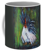Lady Pleaser, Rooster  Coffee Mug
