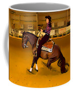 Lady Slide Coffee Mug