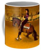 Lady Slidin Coffee Mug