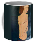 Lady With Beads From Shan Pecks Photograthy  Coffee Mug