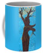 Lady With The Golden Hair Coffee Mug