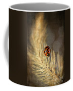Ladybird Coffee Mug by Darren Fisher