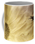 Ladybug On A Sunflower Coffee Mug
