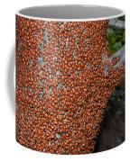 Ladybug Tree Coffee Mug