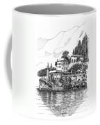 Lago Di Como-lenno - Vila Del Bilbianello Coffee Mug