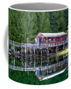 Lagoon Cove Coffee Mug by Robert Bales
