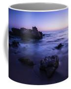 Laguna Beach Sunset In Ca Coffee Mug