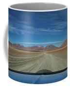 Laguna Circuit Coffee Mug