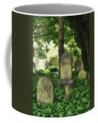 Lain Under An Ivy Blanket Coffee Mug