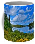 Lake Abanakee - Indian Lake New York Coffee Mug