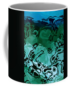 Abiquiu Reservoir Lakebed Coffee Mug