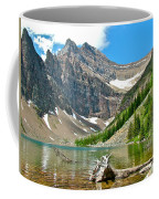 Lake Agnes In Banff Np-alberta Coffee Mug