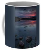 Lake Alvin Dusk Coffee Mug