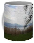 Lake And Mountains Coffee Mug