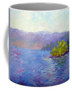 Lake Arrowhead Coffee Mug