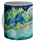 Lake By The Moon Light Coffee Mug