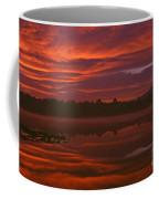 Lake Cassidy Draatic Sunrise Coffee Mug