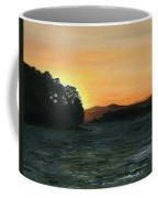 Lake Champlain Adirondack Mountains Vt/ny Coffee Mug