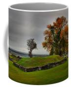 Lake Champlain Crown Point Panorama Coffee Mug