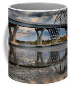 Lake Champlain New Bridge Coffee Mug
