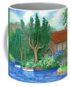 Lake Cottage Coffee Mug