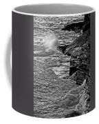 Lake Erie Waves Coffee Mug