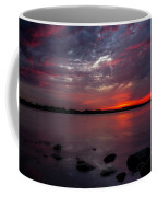 Lake Herman Sunset Coffee Mug