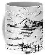 Lake In Guatemala Coffee Mug