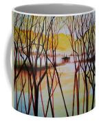 Lake In The Morning Coffee Mug
