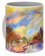 Lake In The Woods Coffee Mug