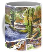 Lake Killarney Impressions Ironton Missouri Coffee Mug