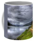 Lake Koocanusa At Libby Dam Coffee Mug