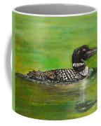 Lake Loon Coffee Mug