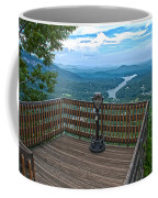Lake Lure Overlook Coffee Mug