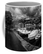 Lake Maggiore Bw 1 Coffee Mug