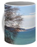 Lake Michigan Bluffs Coffee Mug