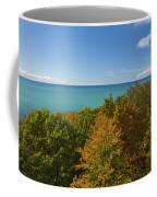 Lake Michigan Cut River 1 Coffee Mug