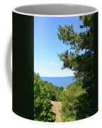 Lake Michigan From The Top Of The Dune Coffee Mug