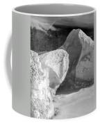 Lake Michigan Ice Viii Coffee Mug